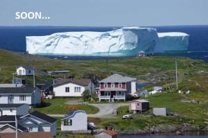 Iceberg, Soon...